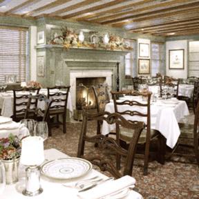 1789 a fancy restaurant in Georgetown