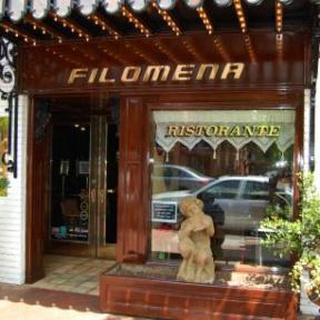 Filomena an Italian restaurant in Georgetown