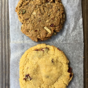 Gluten-free cookies from Schmackary's