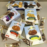 Gluten-free cookies and bars from Aldi liveGfree