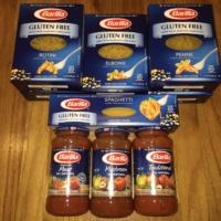 Gluten-free pasta from Barilla