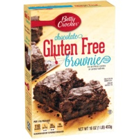 Gluten free brownie mix by Betty Crocker