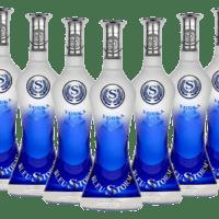 Gluten free vodka by Bleustorm Vodka