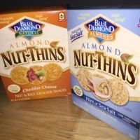 Gluten-free rice crackers from Blue Diamond