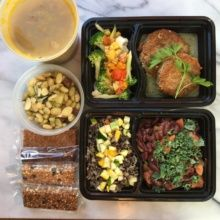 Gluten-free food and bars from Foodflo