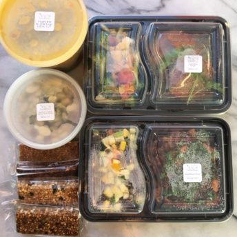 Gluten-free meals from Foodflo