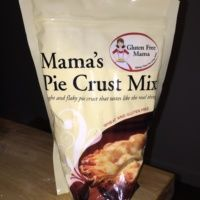 Gluten-free pie crust mix by Gluten Free Mama