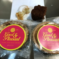 Gluten-free cookies by Good and Pleasant