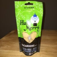 Gluten-free macaroons by Hail Merry