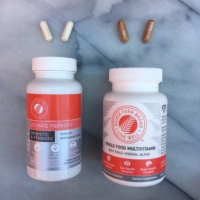 Gluten-free probiotic and multi-vitamin by Silver Fern