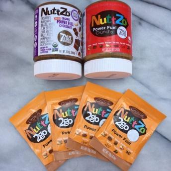 Gluten-free nut butters from NuttZo