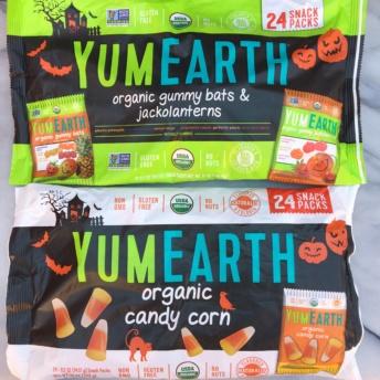 Gluten-free organic candy by Yum Earth