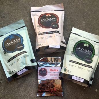 Gluten-free coffee from JavaZen