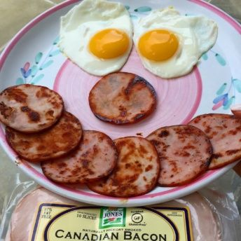 Gluten-free Canadian bacon by Jones Dairy Farm