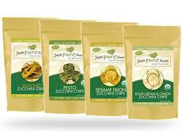 Gluten-free kale chips from Just Pure Foods