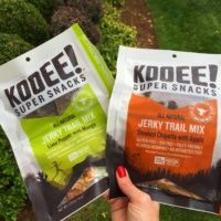Gluten-free jerky from KOOEE! Snacks