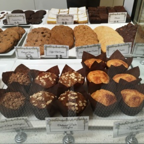 Gluten-free muffins and cookies from Lilac Patisserie