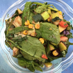 Make your own Gluten-free salad from Mad Greens
