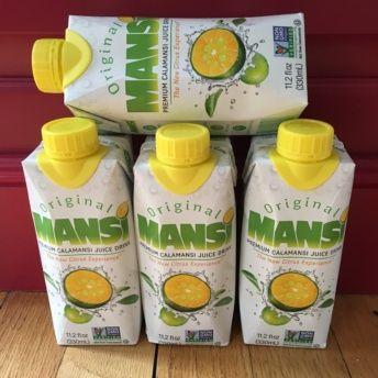 Calamansi juice drink by Mansi