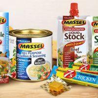 Gluten-free stock from Massel