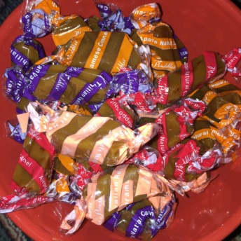 Gluten-free caramels from Mrs. Prindables