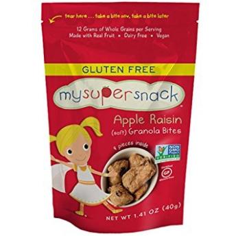 Gluten-free granola bites by My Super Snack