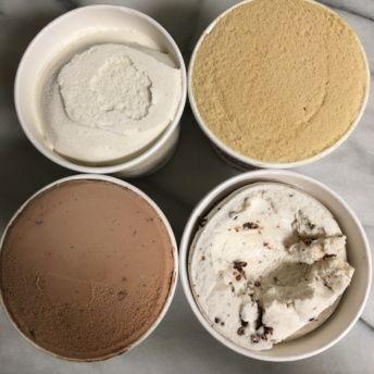 Gluten-free ice cream from NadaMoo!