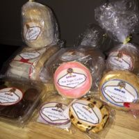 Gluten-free baked goods from New Grains Gluten Free