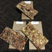 Gluten-free nut bars from Nutshell