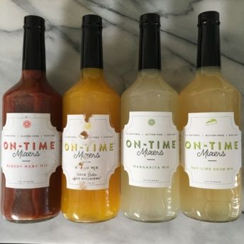 Gluten-free mixers from On-Time Mixers