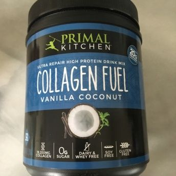 Gluten-free paleo collagen fuel from Primal Kitchen