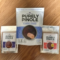 Gluten-free whole grain hot cereal from Purely Pinole