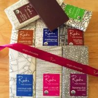 Gluten-free chocolate by Raaka Chocolate