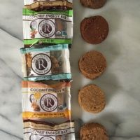 5 gluten-free cookie flavors from Rickaroons