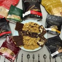 Gluten-free granola from Small Batch Granola