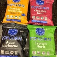 Gluten-free popcorn from Spiced and Infused Popcorn