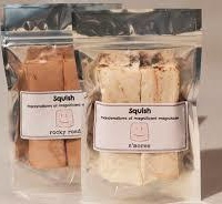 Gluten-free marshmallows by Squish Marshmallow