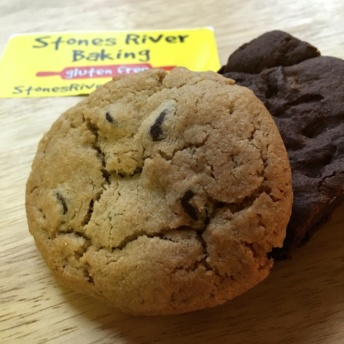 Gluten-free cookies by Stones River Baking