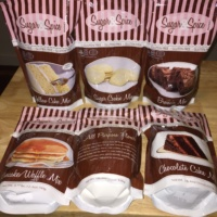 Gluten free baking mixes by Sugar and Spice Market