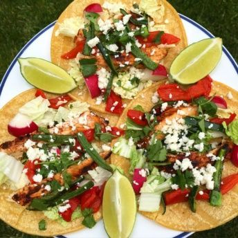 Gluten-free tacos from Sun Basket