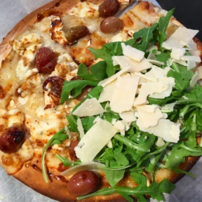 Gluten-free cheese pizza from Tavern in the Square