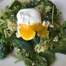 Gluten-free salad from Ten Twenty Post
