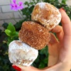 3 Gluten-free donut holes from The Good Cookies
