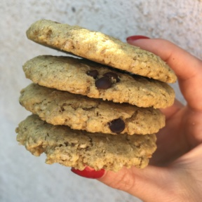 Gluten-free cookies from The Good Cookies