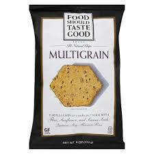 Gluten-free chips by This Food Should Taste Good