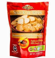Gluten-free BBQ chips from Thornhill Farms