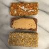 Gluten-free bars from WunderBar
