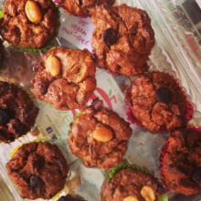 Gluten-free muffins from Zest Bake Shop