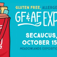 GFAF Expo in Secaucus NJ