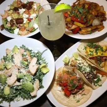 Dinner at Azul Latin Kitchen